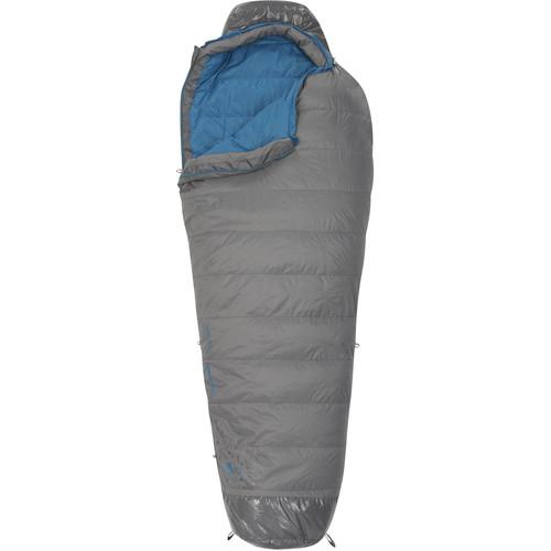 Kelty TraiLogic SB 35 Sleeping Bag (Ocean, Long)