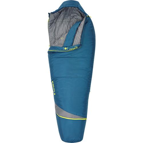 Kelty Tuck 20 / EN 22 Sleeping Bag (Regular, Dark Slate)