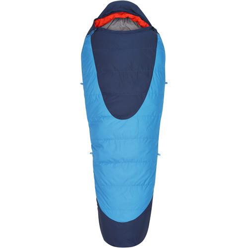 Kelty Cosmic 20 Sleeping Bag (Paradise Blue, Regular)