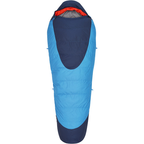 Kelty Cosmic 20 Sleeping Bag (Paradise Blue, Short)