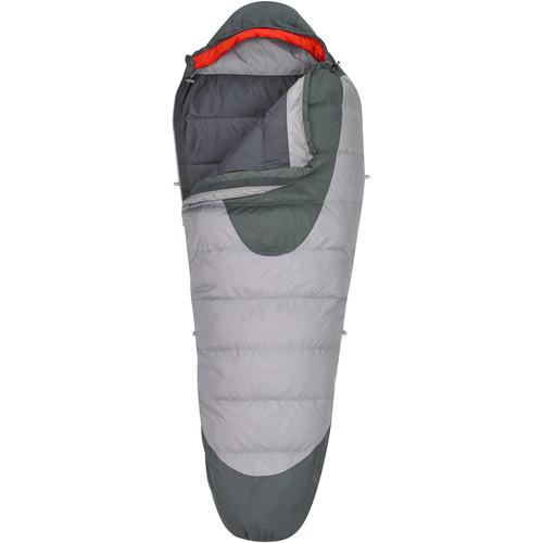 Kelty Cosmic 40 Sleeping Bag (Regular, Smoke)