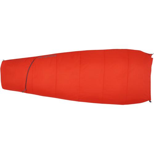 Kelty Rambler 50°F Sleeping Bag (Fire Orange)