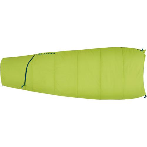 Kelty Rambler 50°F Sleeping Bag (Green Apple)