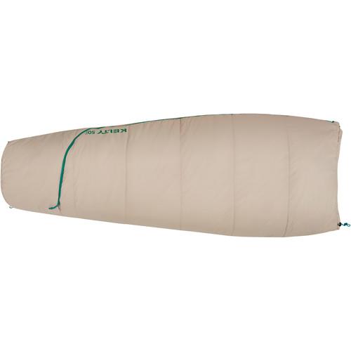 Kelty Rambler 50°F Sleeping Bag (Sand)