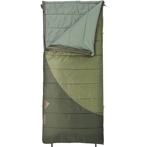 Kelty Tumbler 30/50 Dual Temperature Sleeping Bag (Cypress Green)