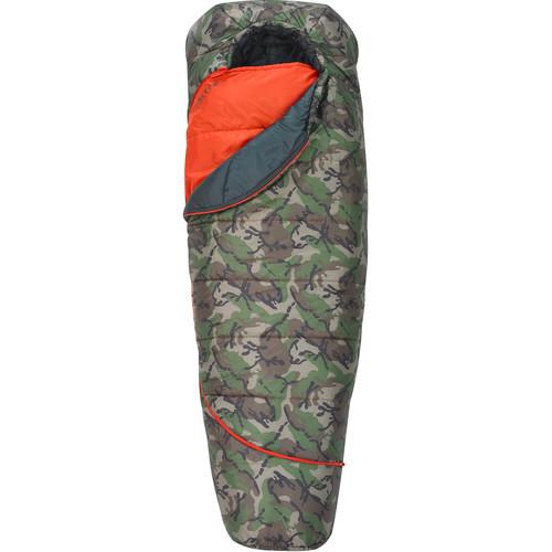 Kelty Tru Comfort Kids 20 Sleeping Bag (Camo)