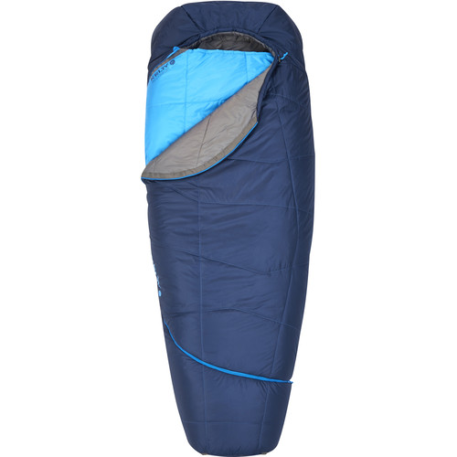 Kelty Tru Comfort 35°F Kids Lynus Sleeping Bag (Paradise Blue)