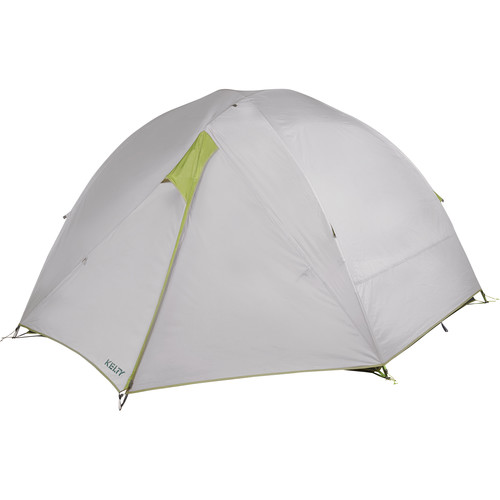 Kelty Trail Ridge 4 Tent with Footprint (4-Person, Olive)