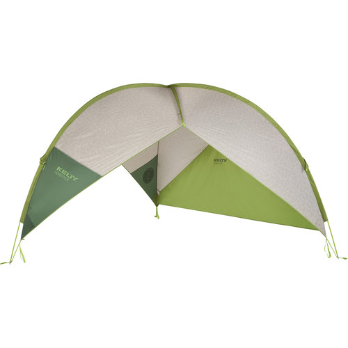 Kelty Sunshade with Side Wall (Green)