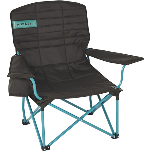 Kelty Folding Lowdown Chair (Mocha/Tropical Green)