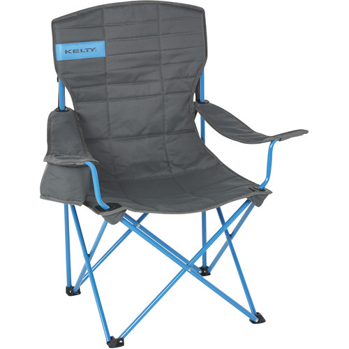 Kelty Essential Chair (Smoke/Paradise Blue)