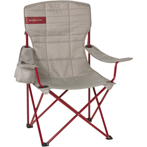 Kelty Essential Chair (Tundra/Chili Pepper)