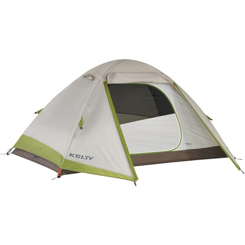 Kelty Gunnison 2-Person Tent Kit with Sleeping Pad
