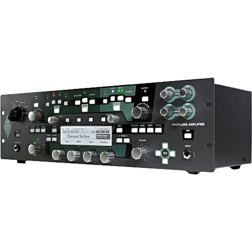 Kemper Kemper Profiler PowerRack - 600-Watt Amplifier Profiling Rackmount Unit