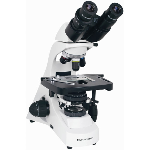 Ken-A-Vision Research Scope Binocular Microscope (European Wall Plug)