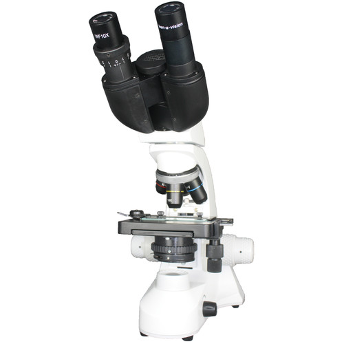 Ken-A-Vision TU-17031C-230 CoreScope 2 Binocular Microscope with Achromatic Objectives (220-240V)