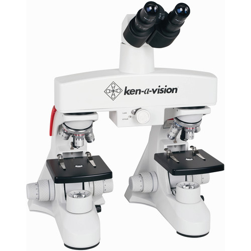 Ken-A-Vision TU-19241C-230 Comparison Scope 2 Microscope (EU Version)