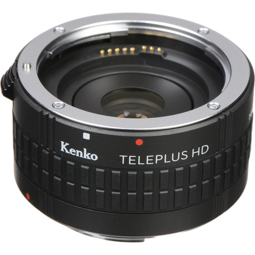Kenko TELEPLUS HD DGX 2x Teleconverter for Canon EF/EF-S Lenses