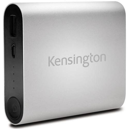 Kensington 10,400mAh USB Mobile Charger (Silver)