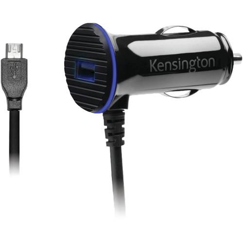 Kensington PowerBolt 3.4A Dual USB Type-A/Micro-USB Car Charger