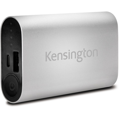 Kensington 5,200mAh USB Mobile Charger (Silver)