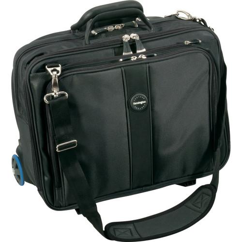 Kensington Contour Roller Case for Laptops (Black)