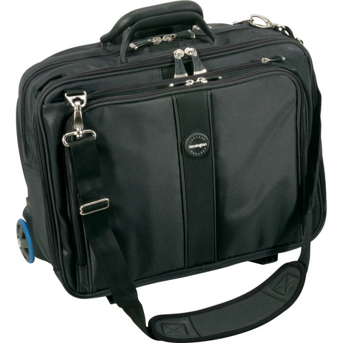 Kensington Contour Roller Case for Laptops (Black)