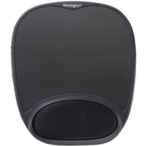 Kensington Comfort Gel Mouse Pad (Black)