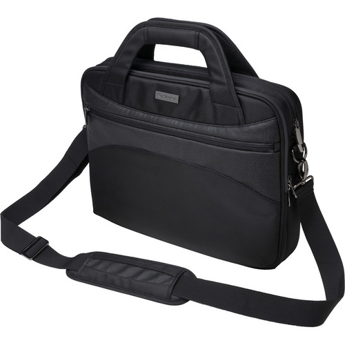 Kensington Triple Trek Ultrabook Optimized Toploader Briefcase