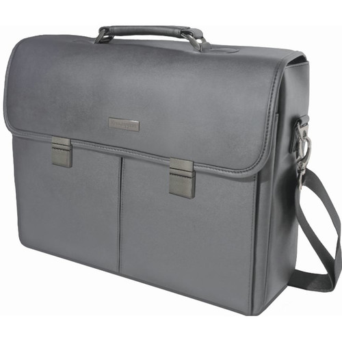 Kensington LM550 Laptop and Tablet Briefcase (Gray)