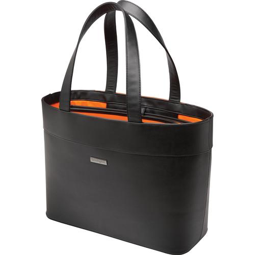 "Kensington LM650 Jacqueline Tote for 15.6"" Laptop and 12"" Tablet (Black)"