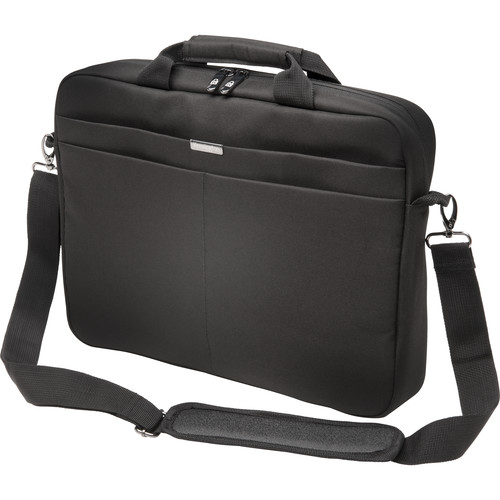 """Kensington Top-Loading Carrying Case for 14.4"""" Laptop and 10"""" Tablet (Black)"""