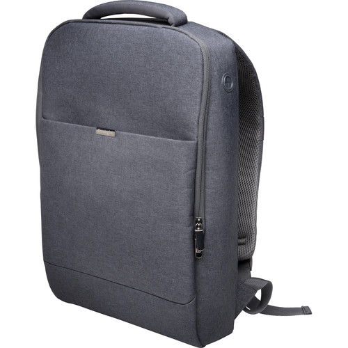 """Kensington LM150 Backpack for 15"""" Laptop and 10"""" Tablet (Gray)"""