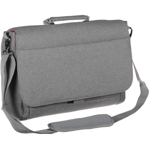 "Kensington LM340 Messenger Bag for 14.4"" Laptop and 10"" Tablet"