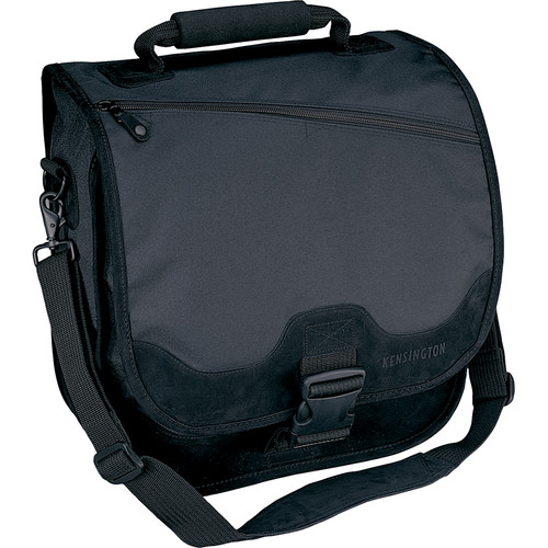 "Kensington SaddleBag Notebook Carrying Case for 15"" Laptop (Black)"