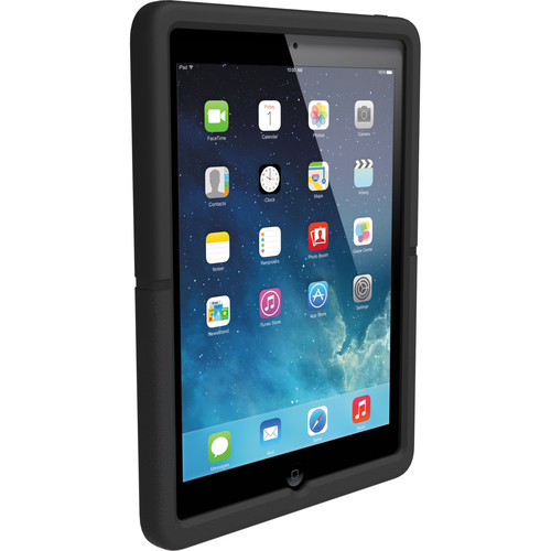 Kensington SecureBack M Series Rugged Case Enclosure for iPad Air (Black)