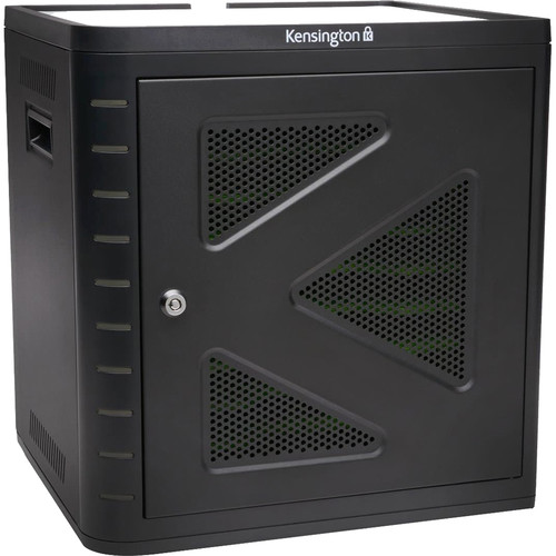 Kensington Charge and Sync Cabinet for 10 Select Tablets