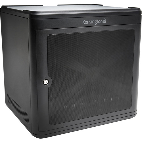 Kensington Universal Charging Cabinet for 12 Tablets/Laptops up to 14""