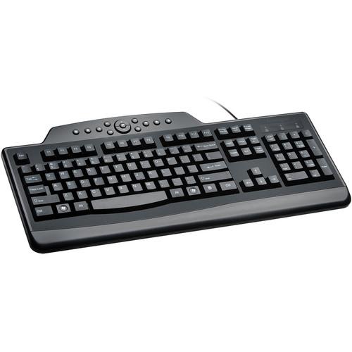 Kensington Pro Fit Wired Media Keyboard