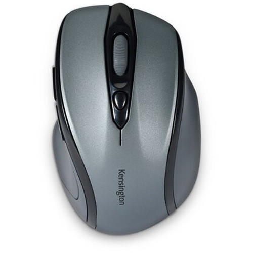 Kensington Pro Fit Wireless Mid-Size Mouse (Graphite Gray)