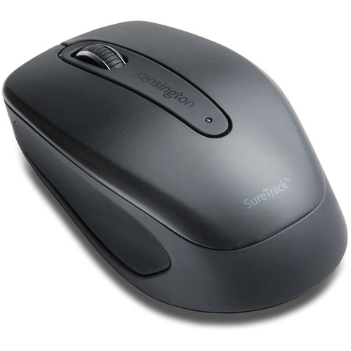 Kensington Suretrack Any Surface Bluetooth Mouse (Black)