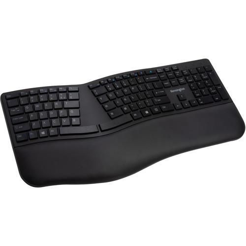 Kensington Pro Fit Ergo Wireless Keyboard (Black)