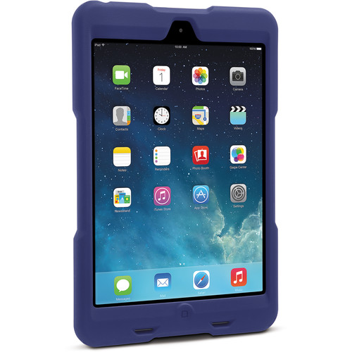 Kensington BlackBelt 1st Degree Rugged Case for iPad mini (Plum)