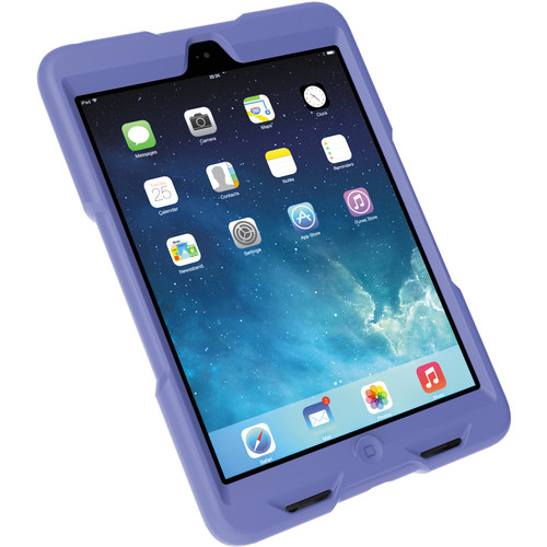 Kensington BlackBelt 2nd Degree Rugged Case for iPad Air (Plum)