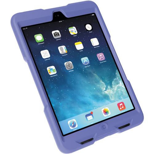 Kensington BlackBelt 2nd Degree Rugged Case for iPad mini (Plum)