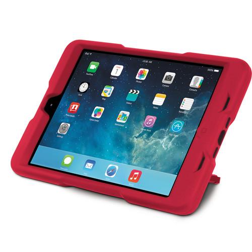 Kensington BlackBelt 2nd Degree Rugged Case for iPad mini (Red)