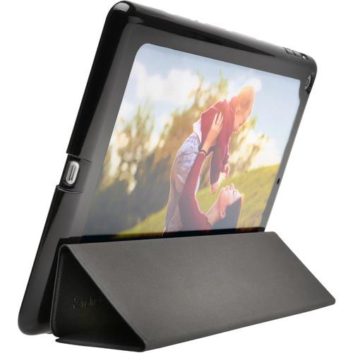 Kensington Comercio Me Customizable Folio Case for iPad Air (Smoke)