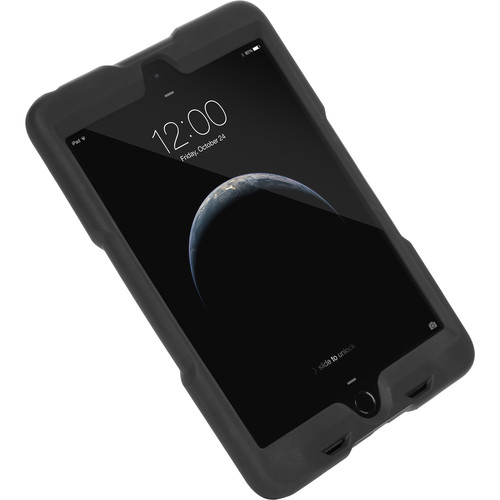 Kensington BlackBelt 2nd Degree Rugged Case for iPad mini 1,2,3 (Black)