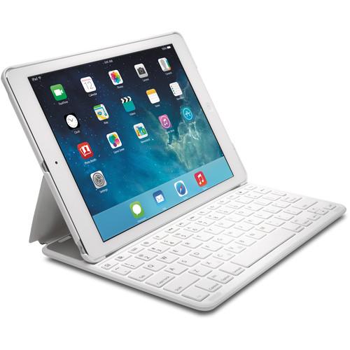 Kensington Keyfolio Thin X2 for iPad Air 2 (White)