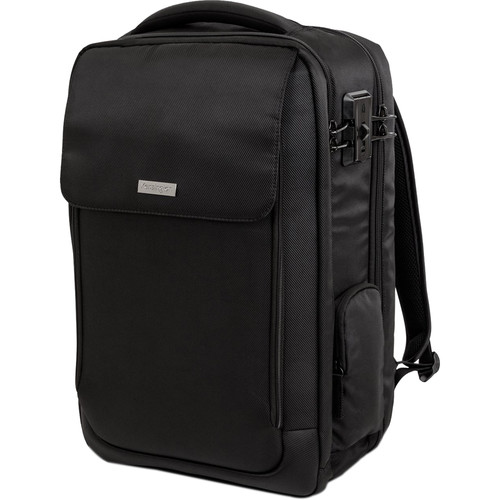 "Kensington SecureTrek 17"" Laptop Overnight Backpack"